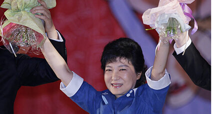 South Korean conservative politician could become first female president