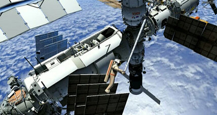 Leaky valve on space station delays spacewalk (+video)