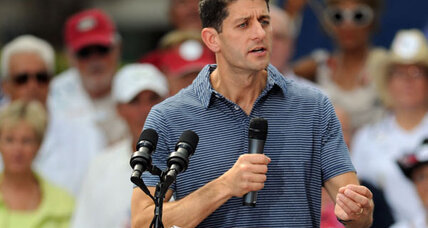 Democrats attack Paul Ryan over Social Security privatization