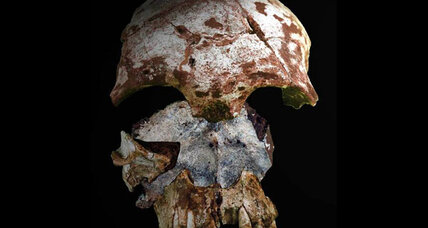 When did modern humans first arrive in Asia? Skull pieces could hold clues.