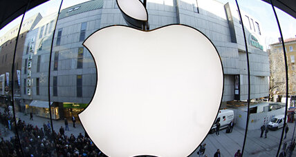 Apple stock makes it the most valuable company ever