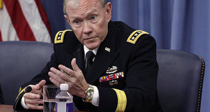 US Joint Chiefs of Staff's plane damaged in Afghanistan