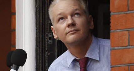 Anonymous attacks UK government websites to protest Assange-case