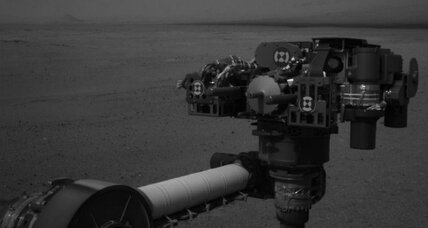 Mars rover ramps up for its first test drive