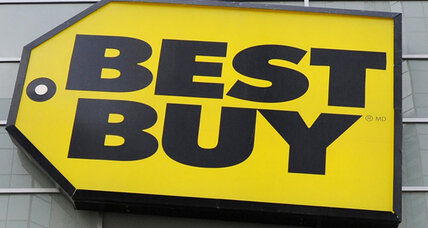 Best Buy second-quarter profit drops 90 percent, missing estimates