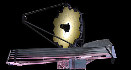 Mirrors completed for successor to Hubble telescope