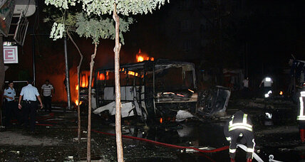 Kurds deny hand in Turkey car bombing