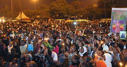 As Ethiopia looks beyond strongman Meles, fears of instability (+video)