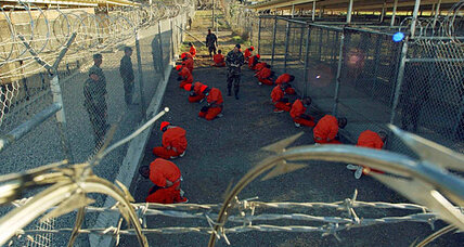 Tropical storm Isaac: 9/11 trials delayed as storm targets Guantánamo Bay