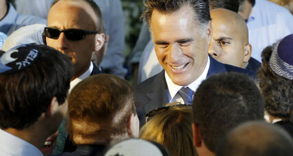 Obama vs. Romney 101: 4 differences on Israel