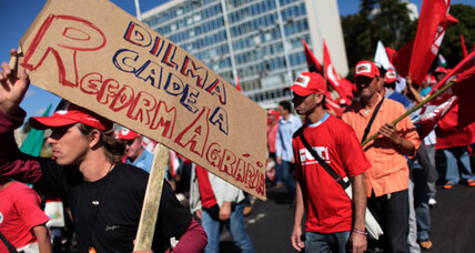 Brazil: Mushrooming strikes put Dilma to the test