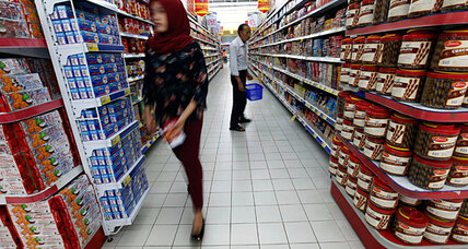 Why Western retailers are scrambling to get a foothold in Indonesia