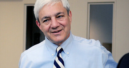 Ousted Penn State president ridicules Sandusky report