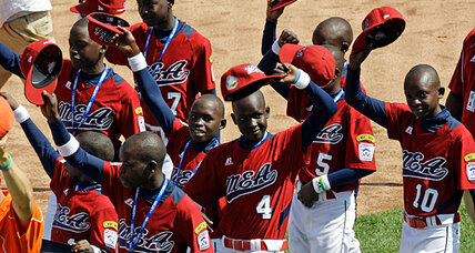 Showing at Little League World Series buoys Uganda enthusiasm for baseball