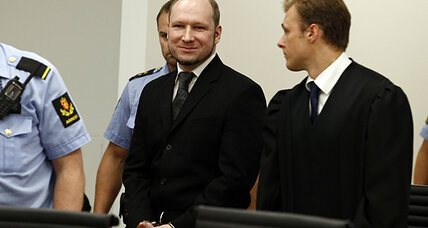Found sane, Norway killer Breivik gets 21 years in prison