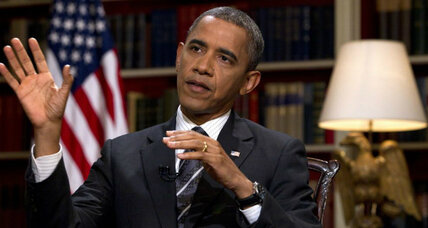 Interview: President Obama on Romney's 'extreme' views