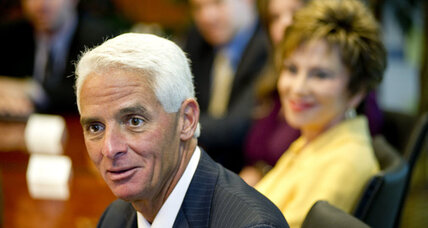 Florida's Charlie Crist as new Obama fan? GOP has an answer for that.