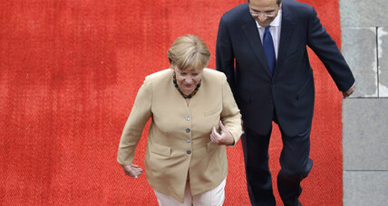 Germany says 'time is money,' and additonal funds for Greece aren't an option