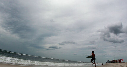 Could tropical storm Isaac actually help break US drought?