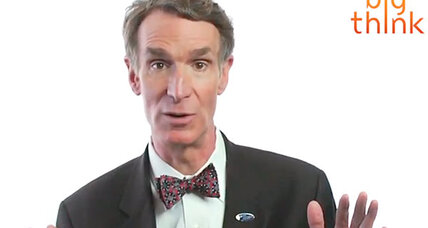 'Science Guy' Bill Nye takes aim at evolution deniers
