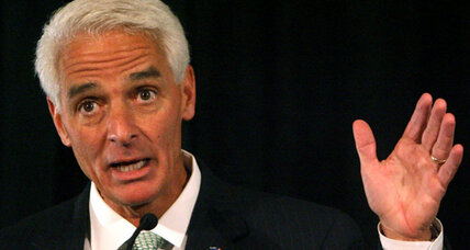 Charlie Crist to speak in favor of Obama at DNC (+video)