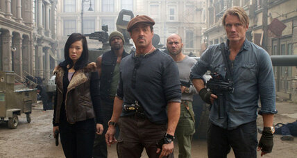 Box office results: Expendables 2 punches up second box office win