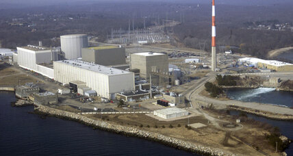 Conn. nuclear plant unit closed due to too-warm seawater reopens