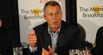 Are Republican convention and platform too long? John Boehner thinks so.