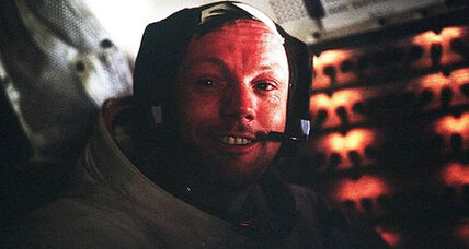 Neil Armstrong, first man on the moon, passes away