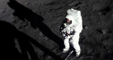 One small step: Was Neil Armstrong misquoted?