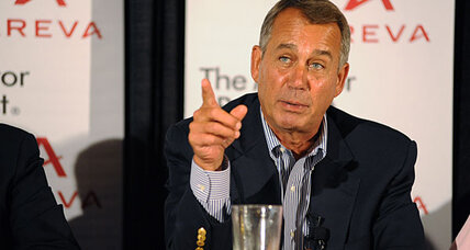 What did John Boehner actually say about GOP and minority voters?