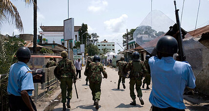 Mombasa riots deepen concern about religious tensions in Kenya