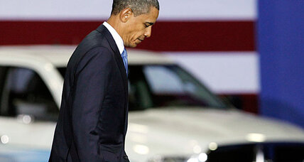Fuel-efficient US cars? Obama sets target of 54.5 mpg by 2025.