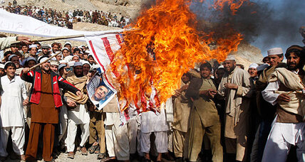 Quran burning report a window on growing Afghan-on-US violence