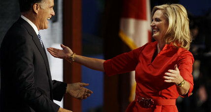 Ann Romney praises Mitt: The 'man America needs'