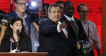 GOP Convention: Chris Christie, Ann Romney to hype, humanize Romney