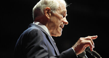 GOP may embrace Ron Paul and the gold standard