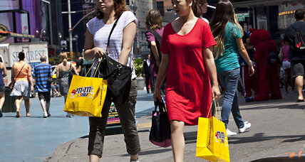 Consumer confidence index takes a big hit in August