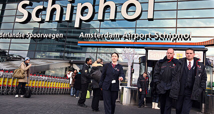 Hectic day at Amsterdam airport amid WWII bomb discovery, hijack scare