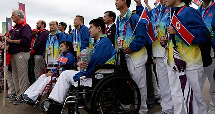 North Korea makes Paralympics debut. Does it signal a shift?