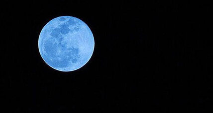 Why you shouldn't use the phrase 'once in a blue moon' this week