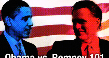 Obama vs. Romney 101: Where are the sharpest divides?