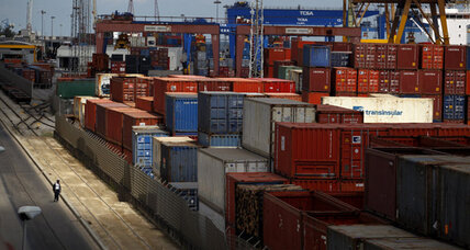 Retailers prepare for possible ports strike next month