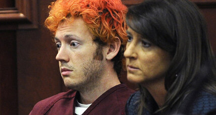 James Holmes tried to call psychiatrist before shooting