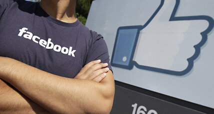 Facebook stock struggles, but company focuses on new features