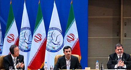 NAM summit: Iran attempts to prove Western efforts to isolate it have failed