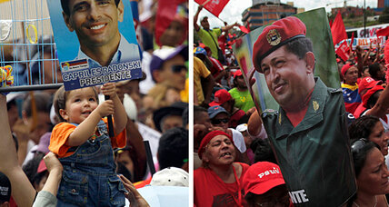 Venezuelan pollsters weigh in on Chávez vs. Capriles battle for president