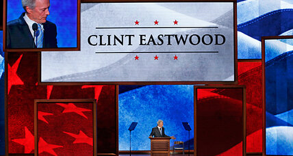Clint Eastwood at the GOP convention: effective, or strange?