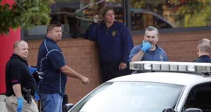 New Jersey supermarket shooter was employee, ex-Marine