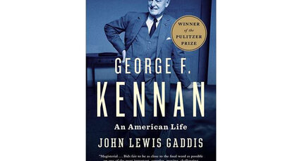 Reader recommendation: George F. Kennan